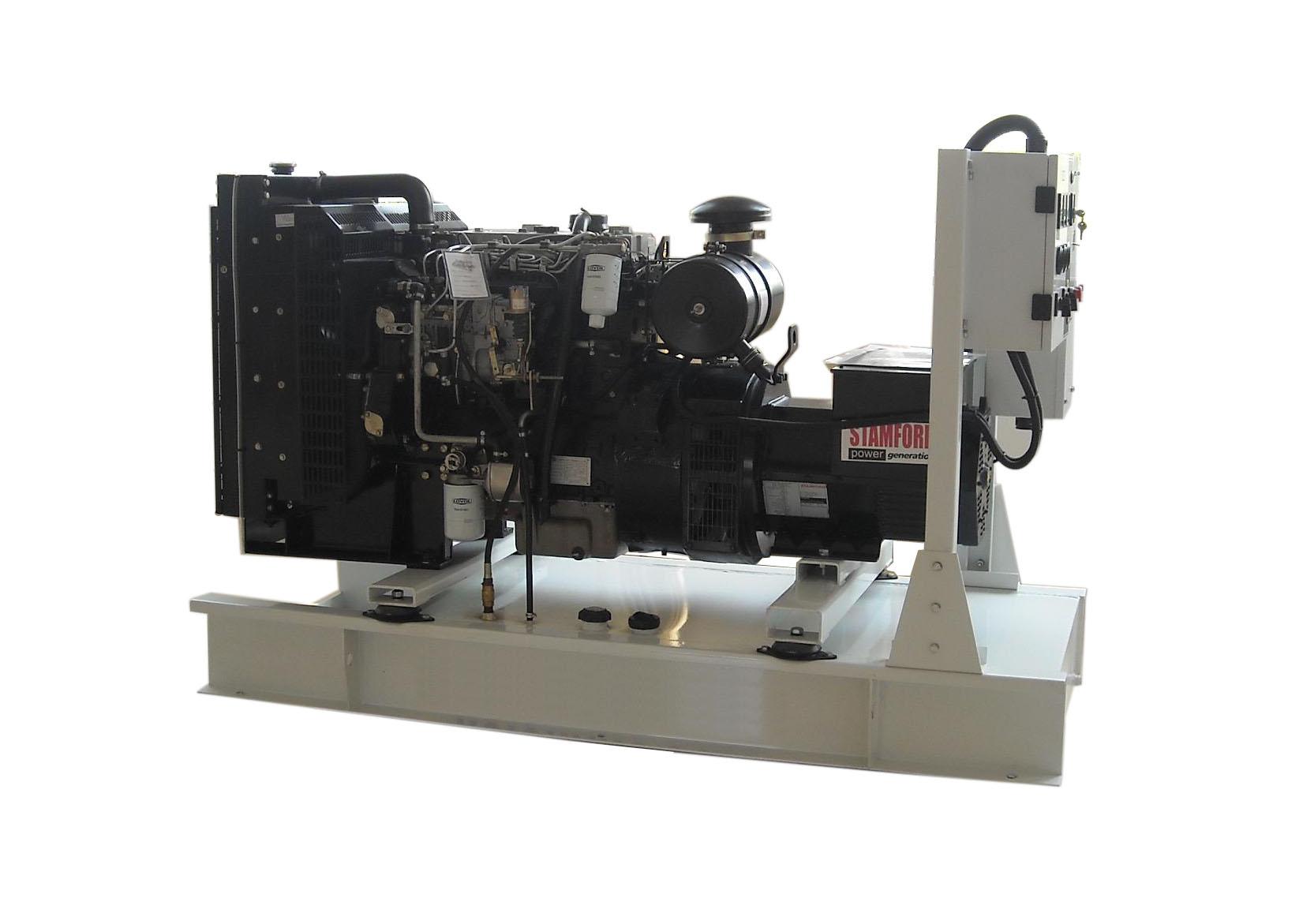 Diesel generator set Generator set LONGKAI POWER